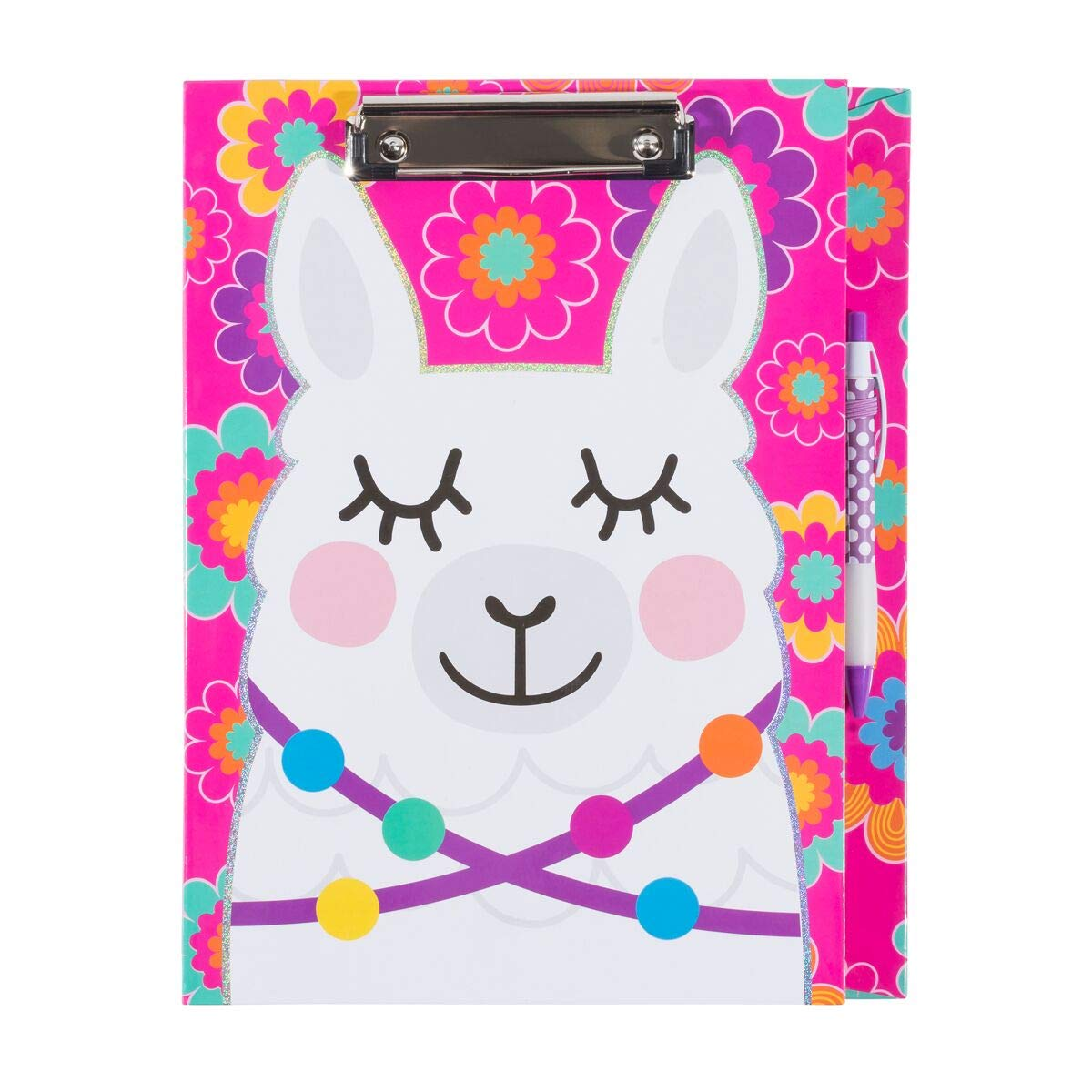 Three Cheers for Girls Clipboard and Stationery Set