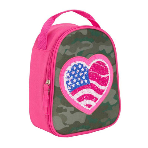 Three Cheers for Girls Lunch Cooler|54407