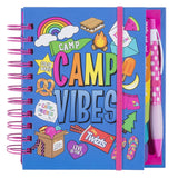 Three Cheers for Girls Camp Vibes Journal