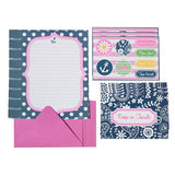 Three Cheers for Girls Stationery Pack