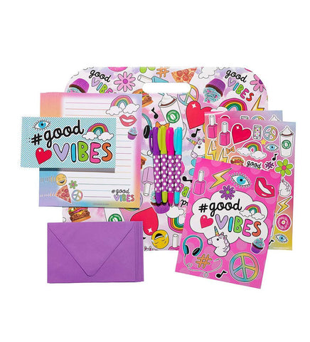 Three Cheers for Girls Super Stationery Set|36018