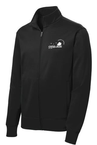 Camp Wise Performance Micro-Fleece Zip Jacket