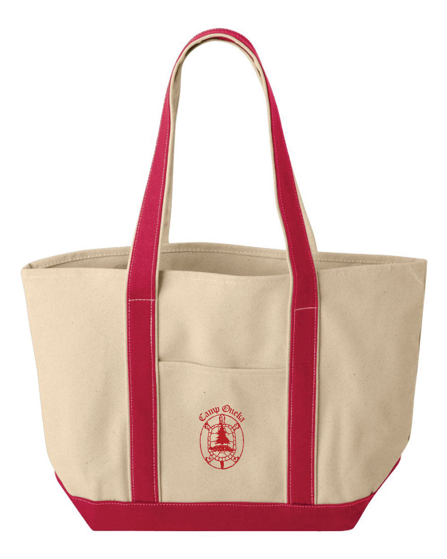 Camp Oneka Tote Bag