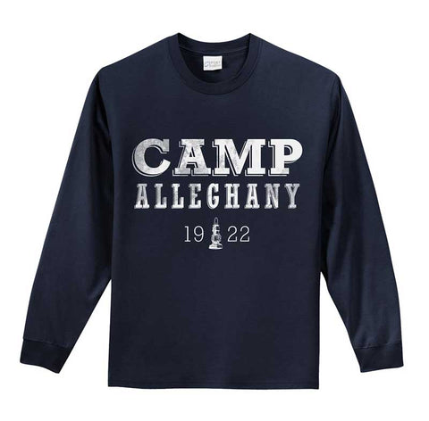 Alleghany Distressed Long Sleeve Tee|4329|4330|4331|4332|4333|4334|4335