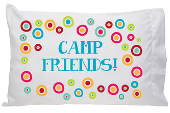 Autograph Camping Pillow Case