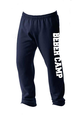 Beber Camp Open Bottom Sweatpants|6831|6832|6833|6834|6835|6836|6837