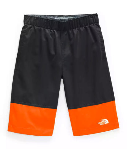 The North Face Boys Class V Water Short|NF0A3YBLPX3YS|NF0A3YBLPX3YM|NF0A3YBLPX3YL|NF0A3YBLPX3YXL