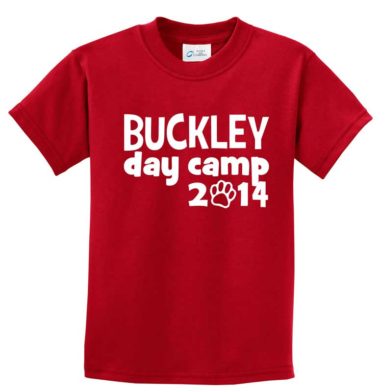 Buckley 2014 Paw Tee