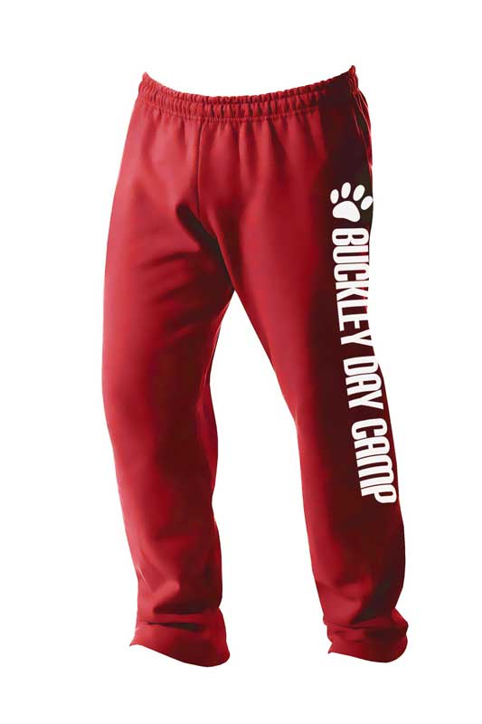 Buckley Camp Open Bottom Sweatpants