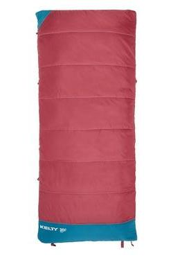 Kelty Callisto Kids 30 Degree Sleeping Bag - Girls|35425118SR