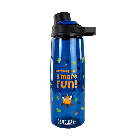 Camelbak Chute® Mag .75L Water Bottle - Campers Have S'more Fun