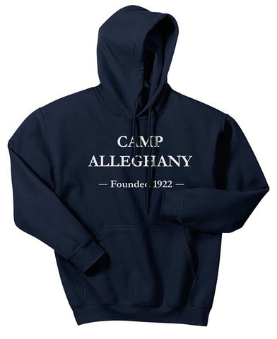 Alleghany Founded Hoodie