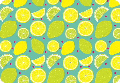 ESC Camp Floor Mat - Lemon Lime
