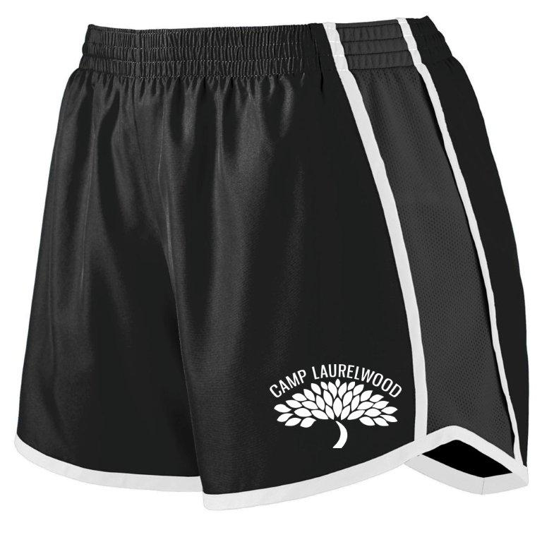 Camp Laurelwood Running Shorts