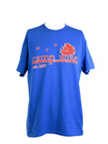 Camp Wise Blue T-Shirt