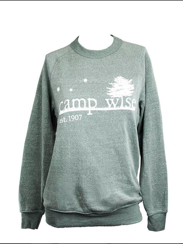 Wise Crew Neck Sweatshirt|5695|5696|6497