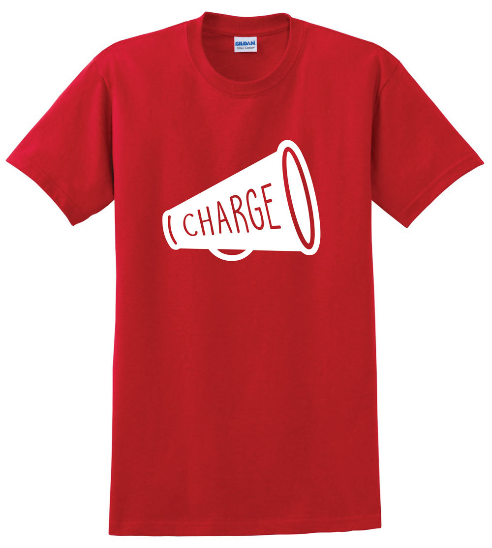 Color War Tee - Charge