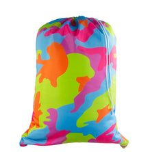 Designer Laundry Bag - Camo