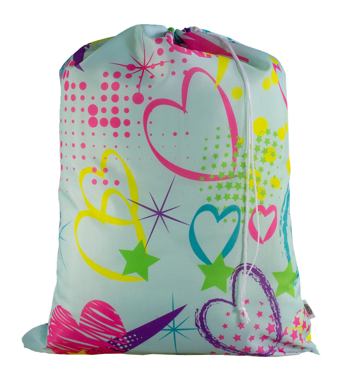 Designer Laundry Bag - Teen Graffiti