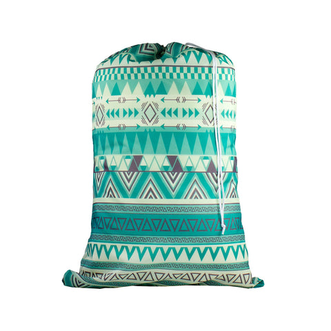 Designer Laundry Bag Aztec Stripes|70090