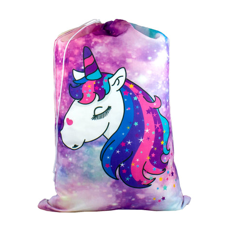 Designer Laundry Bag - Sparkle Like a Unicorn