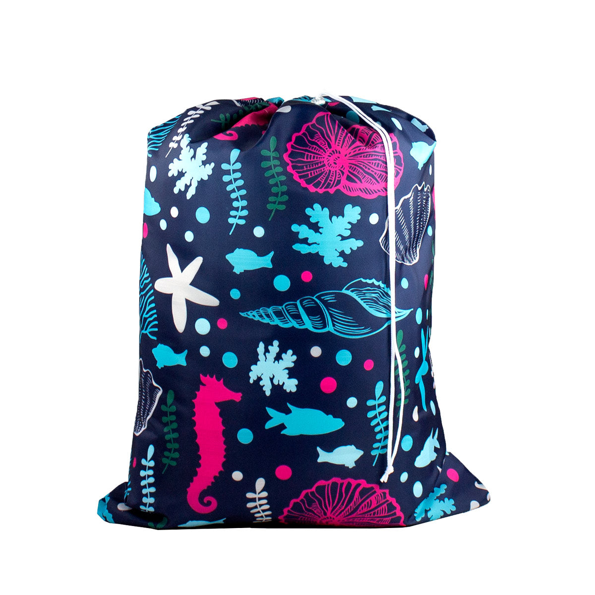 Designer Laundry Bag - Under the Sea