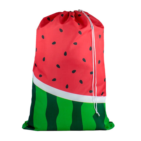 Designer Laundry Bag - Watermelon