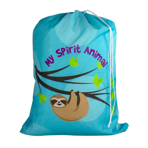 Designer Laundry Bag - Sloth
