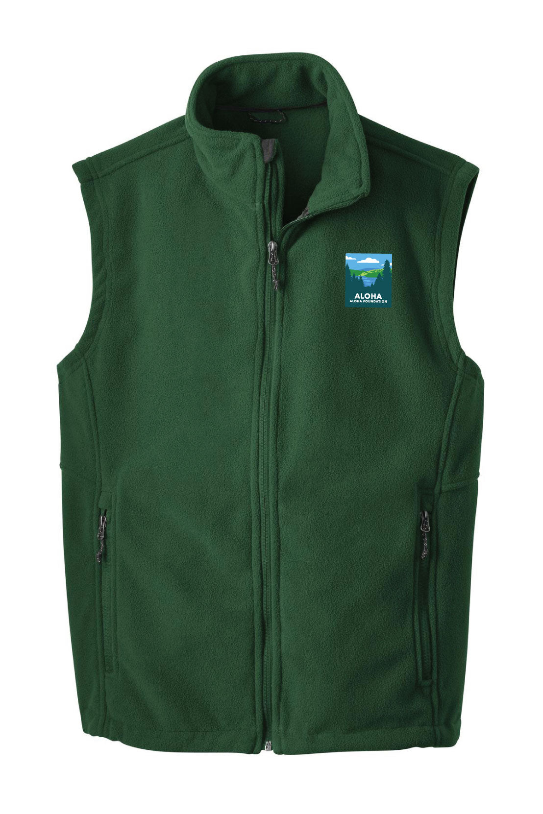 Aloha Camp Fleece Vest