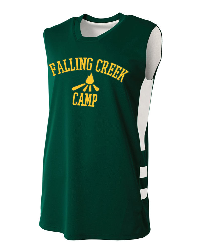 Falling Creek Camp Reversible Basketball Jersey