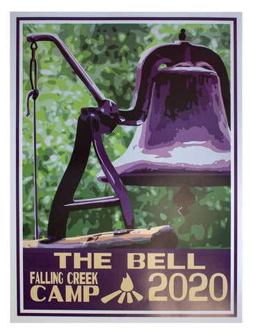 2020 Falling Creek Camp Poster