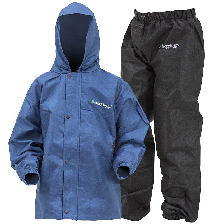 0e13a8cce0c4 ... Frogg Toggs Kids Polly Wogg Rain Suit ...