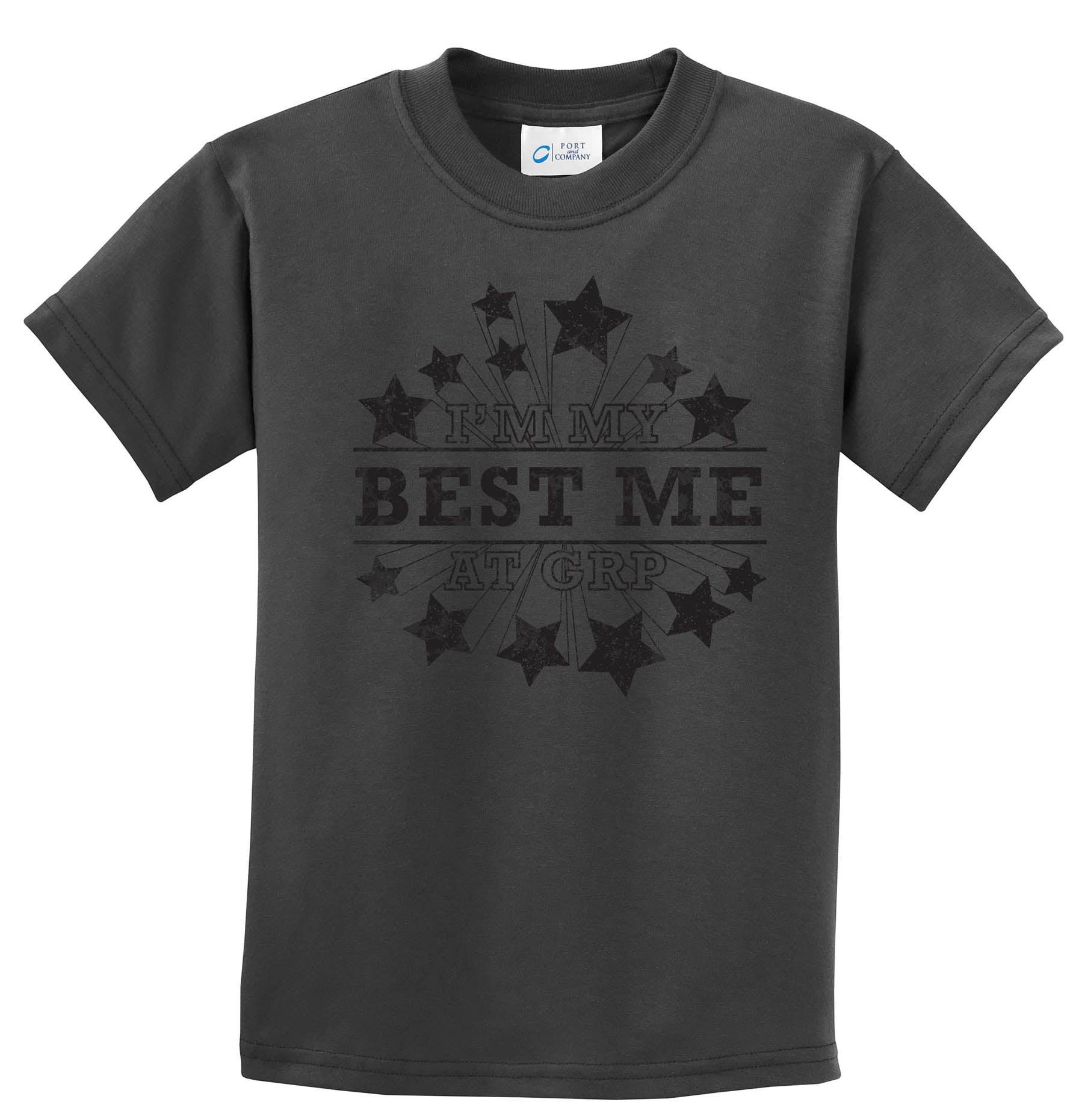 I'm My Best Me At GRP Tee