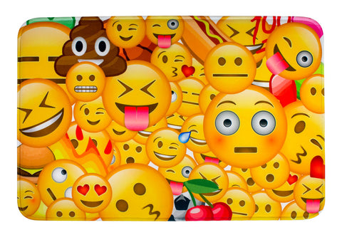 ESC Camp Floor Mat - Emojis
