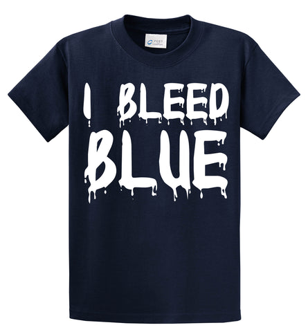 I Bleed Team Spirit T-Shirt|2663|2664|2665|2666|2667|2668|7295