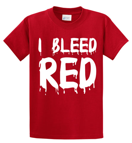 I Bleed Team Spirit T-Shirt|2635|2636|2637|2638|2639|2640|2641