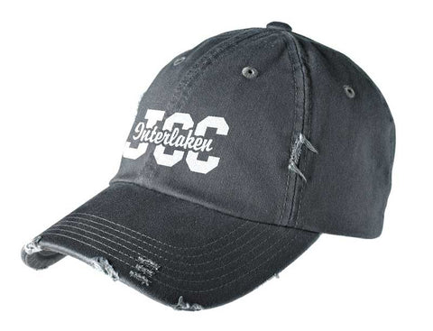 Interlaken JCC Distressed Ball Cap