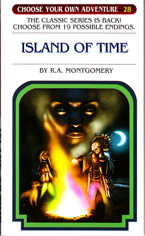 Choose Your Own Adventure-28 - Island of Time
