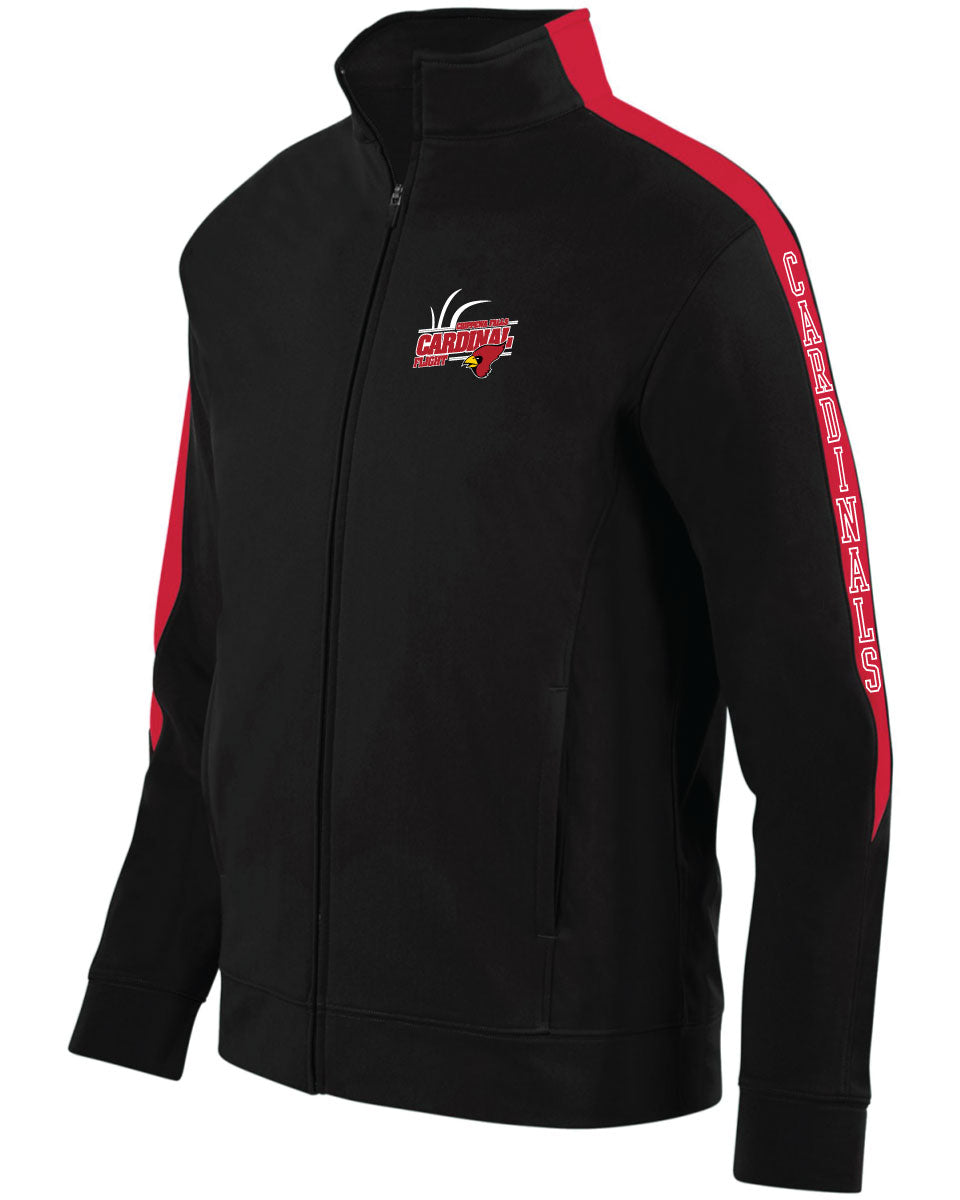 Cardinal Flight Warm Up Jacket