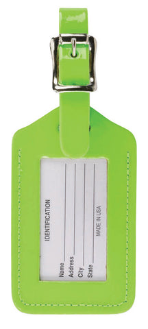 Lewis N Clark Neon Luggage Tags|5901