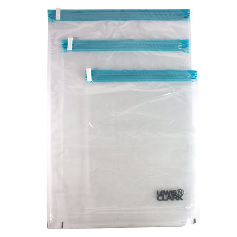 Lewis N. Clark Compression Packing Bags 3-Piece Set