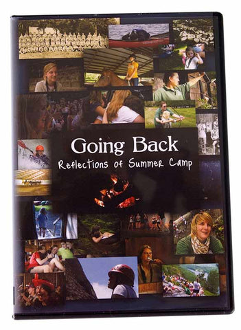 Camp Merrie-Woode Going Back DVD