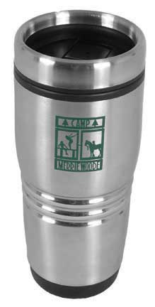 Camp Merrie-Woode Travel Mug