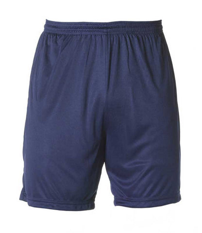 Camp Mowglis Blue Daily Shorts - Youth