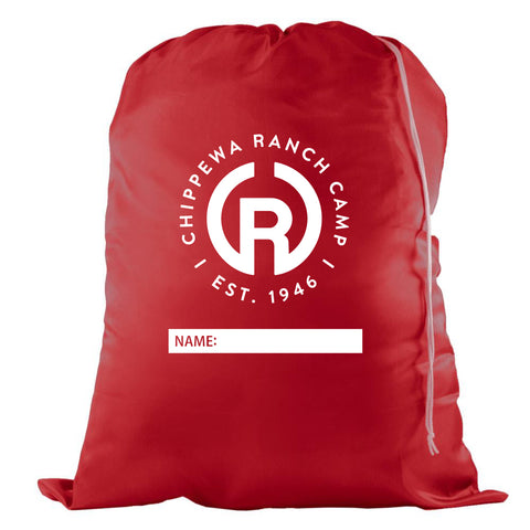 REQUIRED: CRC Nylon Laundry Bag