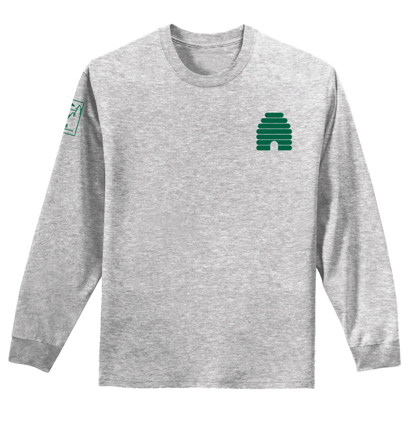 Hive Long Sleeve Camper Tee