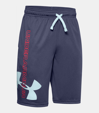 Under Armour Prototype Supersized Boys' Shorts|1351750-497YSM|1351750-497YMD|1351750-497YLG|1351750-497YXL