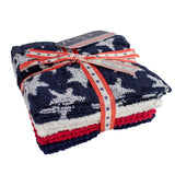 Trends Collections Patriotic Washcloths