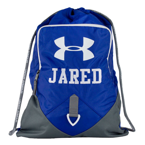 Personalized Under Armour Undeniable Sackpack