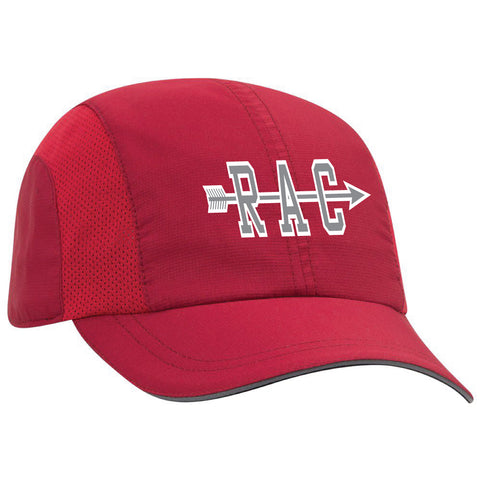 Red Arrow Camp Fitted Hat|80022